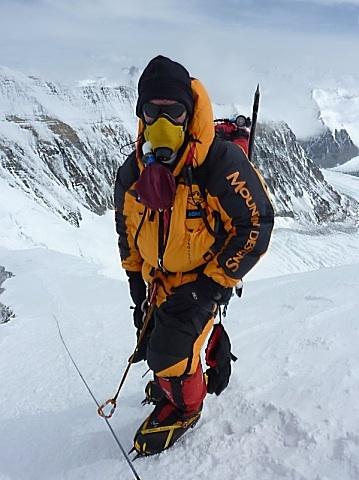 Climbing Rick